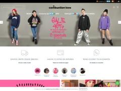 Venta online de Ropa para Chicos en Combustion Love Mini ✅