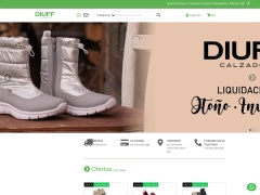 Venta online de Tienda Online en Diuff Calzados