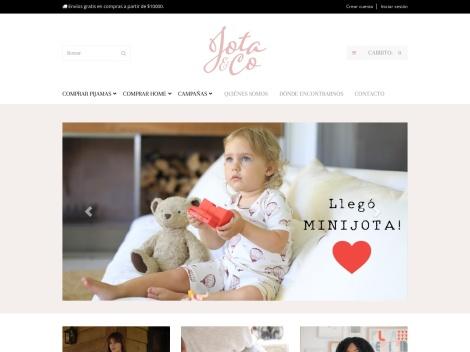 Tienda online de Jota & Co.