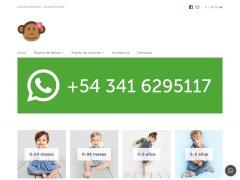 Venta online de Ropa para Chicos en La Mona Jacinta