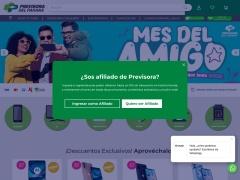 Venta online de  en ¡¡Hot Sale de Previsora del Paraná!! (2018)