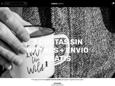 Tienda online de Sumatra (Mar del Plata)