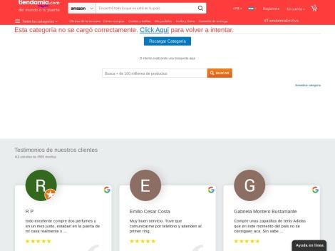 Tienda online de Venta de Celulares Libres en Tienda Mia