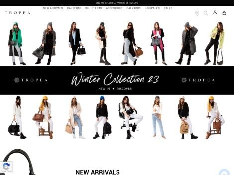 Tienda online de Tropea: Venta de Carteras Online 2020