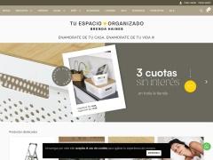 Venta online de Tienda Nube en Brenda Haines – Tu Espacio Organizado