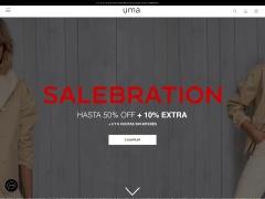 Venta online de Abrigos en UMA indumentaria
