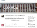 UMW Blogs