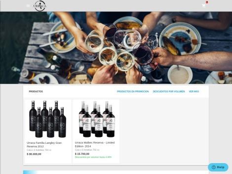 Tienda online de Urraca Wines