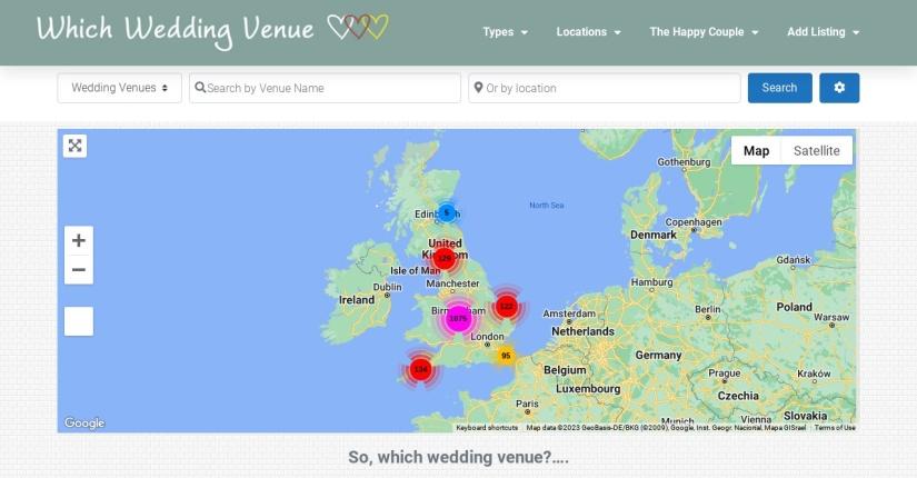 Which Wedding Venue