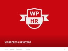 WordPress Hrvatska - Mjesto za okupljanje WordPress profesionalaca iz Hrvatske i regije