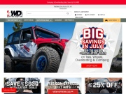4WheelDriveHardware Coupon and Deals for May 2017