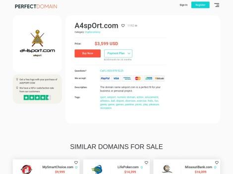 Tienda online de A4 Sport