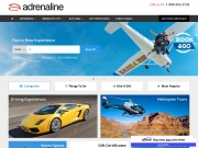 Adrenaline Coupon and Deals for November 2017