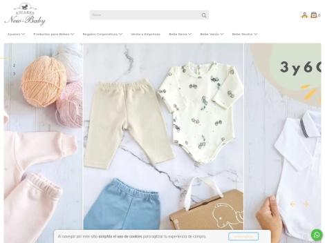 Tienda online de Ajuares New Baby