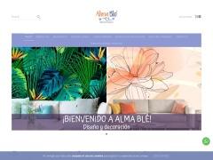 Venta online de Decoración online y Artículos de Bazar en Alma Ble