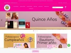 Venta online de Fiestas y Cotillón en Amapola Tarjetas y Souvenirs