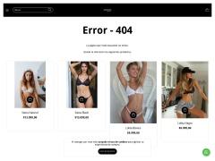Venta online de Lencería y Ropa Interior en Anastasia Lingerie