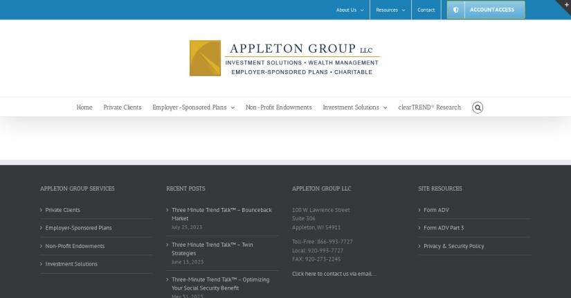 The Appleton Group