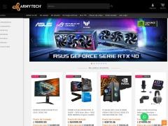 Venta online de Computación en Armytech Hardware
