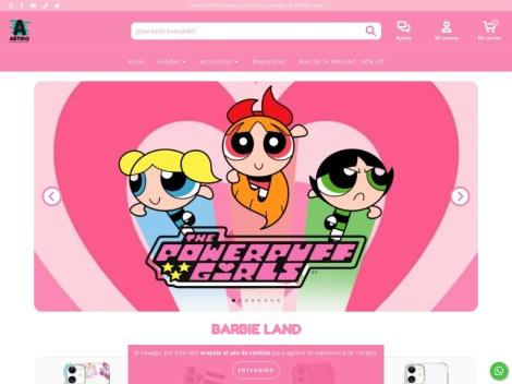 """Tienda online de Accesorios para Celulares """"Artiko"""""""