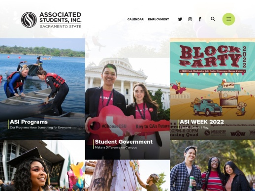 Associated Students, Inc. – Sacramento State University
