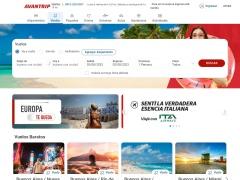 Venta online de Viajes Online en Avantrip Viajes