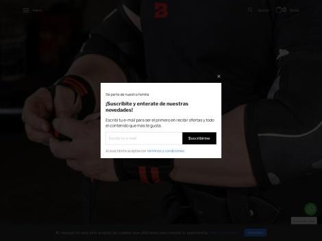 Tienda online de Accesorios para Crossfit y Fitness: Balboa Fit