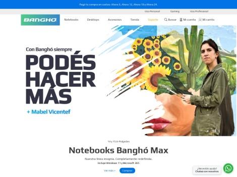 Tienda online de Bangho Argentina ✅ Venta online