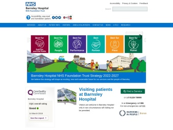 Barnsley Hospital NHS Foundation Trust