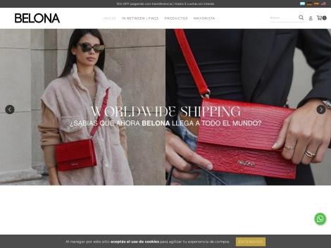 Tienda online de Belona Bags