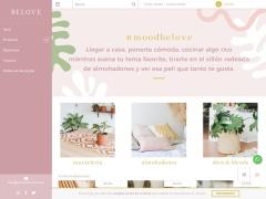 Venta online de Decoración online y Artículos de Bazar en Belove Deco