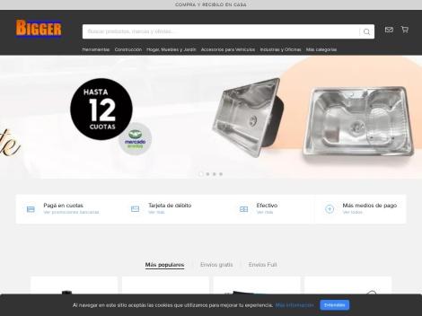 Tienda online de Bigger Moreno