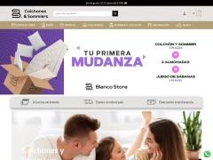 Venta online de Blanquería en Blanco Store