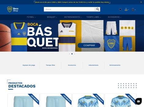 Tienda online de Boca Juniors: Su Tienda Online Oficial