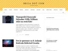 Brija Dot Com - Magazin elektroničke glazbe