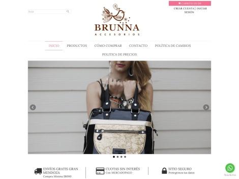 Tienda online de Brunna Accesorios