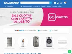 Venta online de Electrodomésticos y Tecnología en Calatayud Rosario