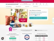 Canvasdiscount Coupon and Deals for May 2017