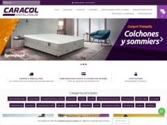 Venta online de Tienda Online en Caracol Digital