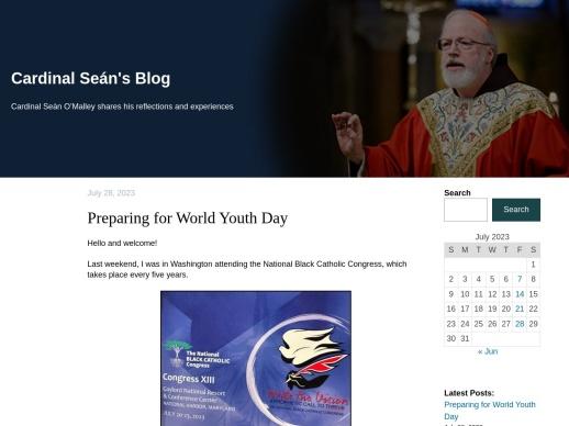 Cardinal Seán