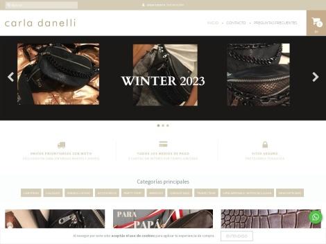 Tienda online de Carteras Online de Carla Danelli