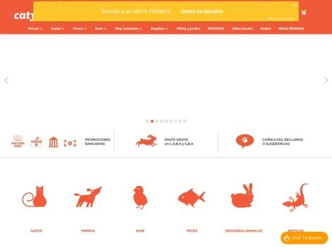 Tienda online de Catycan ✅ Tienda online para Mascotas