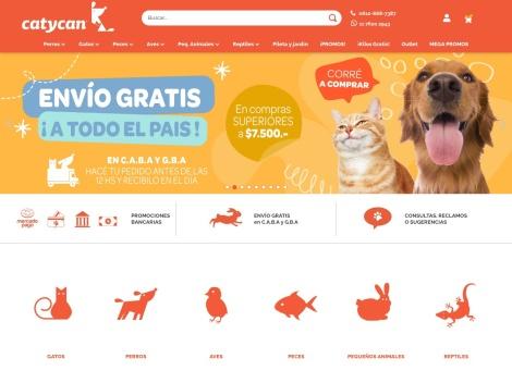 Tienda online de Catycan | Tienda de Mascotas Online