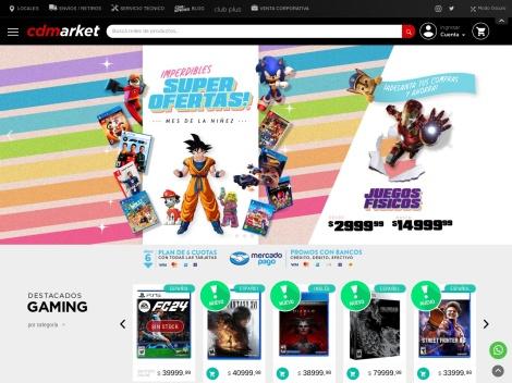 Tienda online de CD Market | Tienda Online