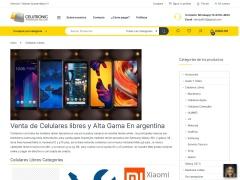 Venta online de Celulares en Celutronic – Tecnología Celular