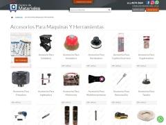 Venta online de Materiales de Construcción en Centro de Materiales