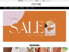 Venta online de Calzado Femenino en C´Est Fini Zapatos