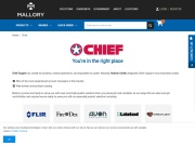 Chief Supply Coupon and Deals for May 2017