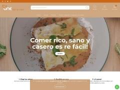 Venta online de Delivery online en Comidas ONE