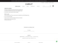 Venta online de Bijouterie y Accesorios de Moda en Bijouterie de Complot